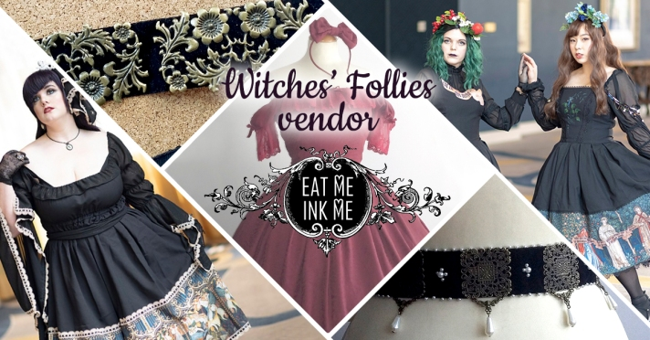 Witches' Follies vendor Eat Me Ink Me