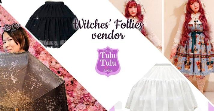 Witches' Follies vendor Tulutulu Lolita