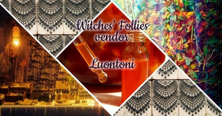 Witches' Follies vendor Luontoni