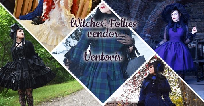 Witches' Follies vendor Ventovir