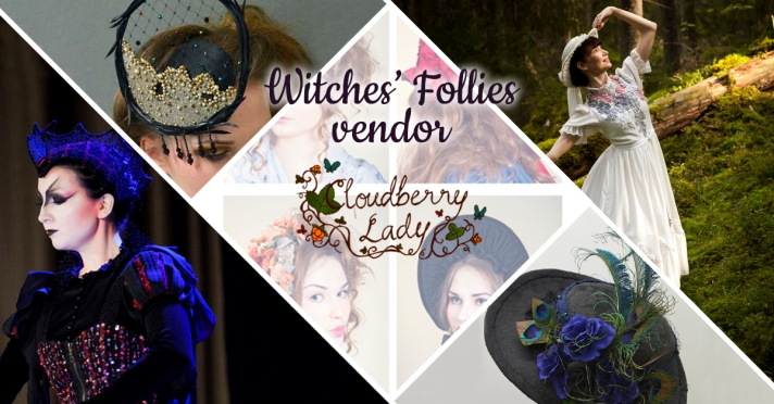 Witches' Follies vendor Cloudberry Lady