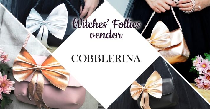 Witches' Follies vendor Cobblerina