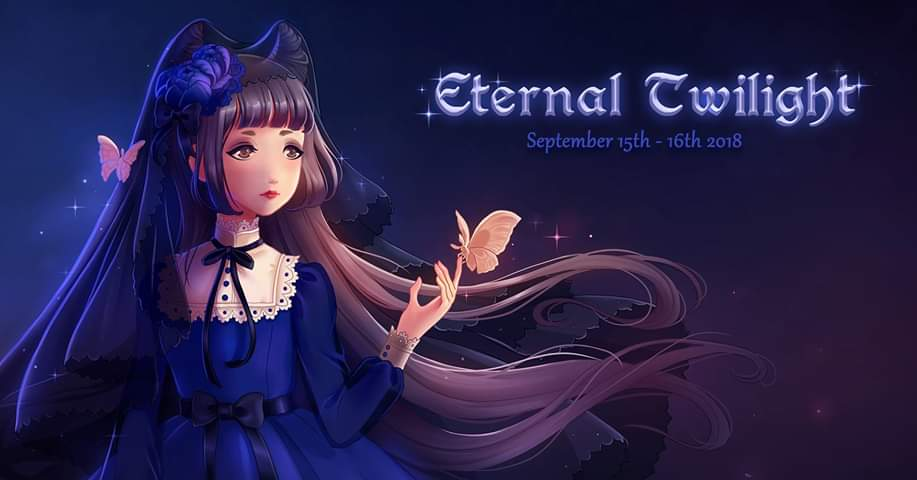 Eternal Twilight Illustration